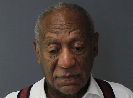 Actor and comedian Bill Cosby is seen in this booking photo released by Montgomery County Correctional Facility, Pennsylvania, September 25, 2018. Cosby was sentenced to between three and 10 years in prison for sexual assault, after he was found guilty in April of three counts of aggravated indecent assault for the drugging and sexual assault of his one-time friend Andrea Constand, a former Temple University administrator, at his Philadelphia home in 2004. Courtesy Montgomery County Correctional Facility/Handout via REUTERS