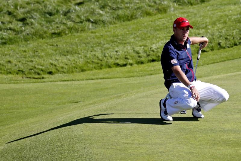 © Reuters. FILE PHOTO: PGA: Ryder Cup