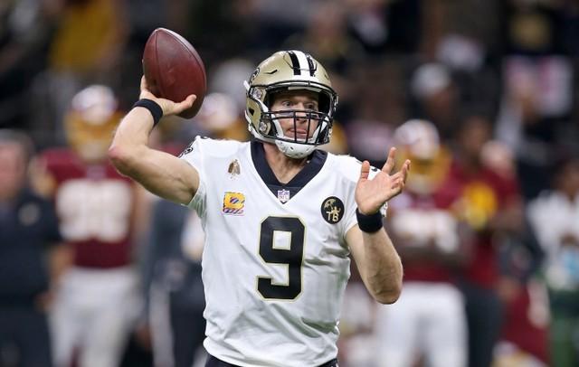 © Reuters. FILE PHOTO: NFL: Washington Redskins at New Orleans Saints
