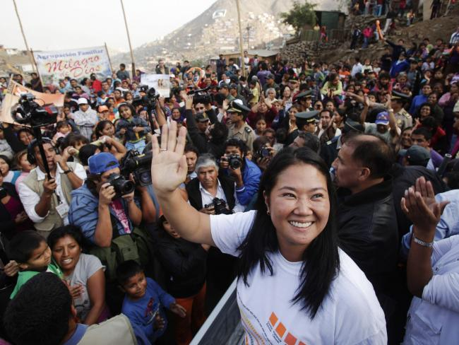 © Bloomberg. Keiko Fujimori Photographer: Dado Galdieri/Bloomberg