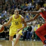 Nuggets name WNBA's Bird to front office role