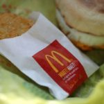 Man Enjoying His McDonald's Hash Brown Who Got a Ticket for Distracted Driving Wants Justice