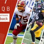 Redskins Hit Hard With Injuries, Le'Veon Bell on the Move, More News and Notes