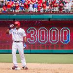 MLB notebook: Rangers 3B Beltre retires