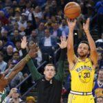 NBA roundup: Curry exits as Bucks blast Warriors