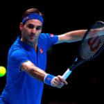 Tennis: Federer outclasses Thiem to keep ATP Finals hopes alive
