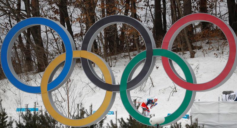 © Reuters. FILE PHOTO - Pyeongchang 2018 Winter Olympics