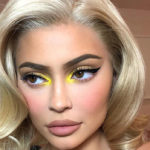 13 Celebs Rocking Neon Eyeshadow Like Pros: Kylie Jenner & More