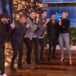 Emily Blunt Slays 'I Want It That Way' With The Help Of The Backstreet Boys On 'Ellen' — Watch