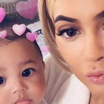 Kylie Jenner & Stormi Webster Look So Much Alike As They Cuddle Up In Sweet New Video