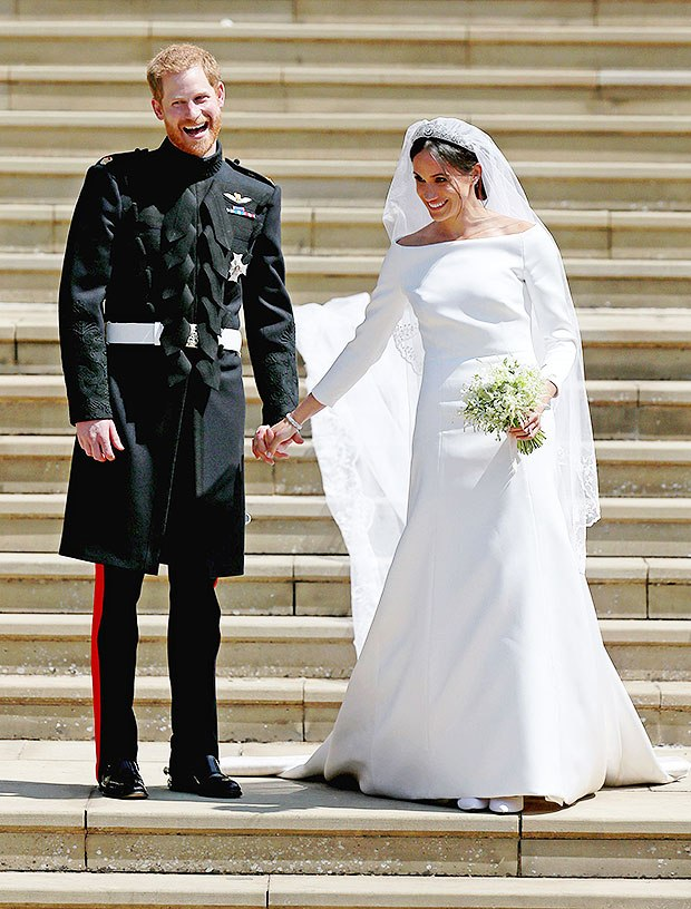 Meghan Markle & Prince Harry's Wedding