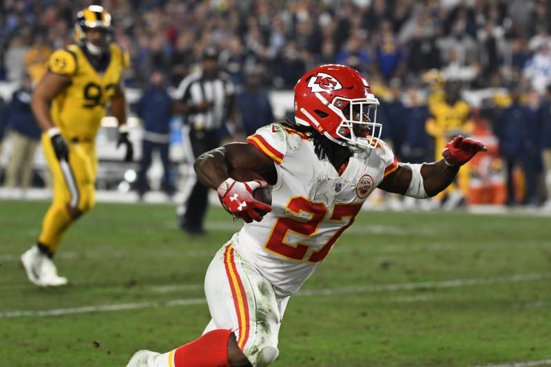© Reuters. NFL: Kansas City Chiefs at Los Angeles Rams