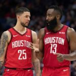 NBA roundup: Harden scores 41, Rockets stay hot