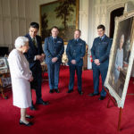 Queen Elizabeth Accidentally Reveals New Photo Of Prince George & Princess Charlotte