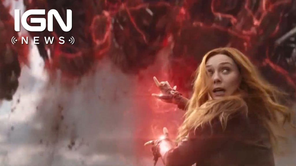 Vision and Scarlet Witch TV Series Lands Showrunner – IGN