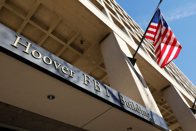 © Reuters. FBI headquarters building is seen in Washington