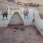 Archaeologists find Rome-era tombs in Egypt's Western Desert