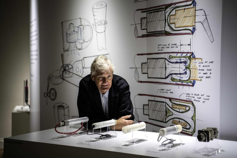 Britain Has a New Wealthiest Man After Dyson's Big Year