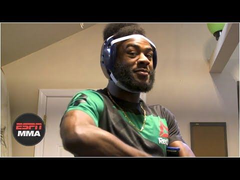A day in the life of Aljamain Sterling   UFC Fight Night