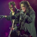"""Alice Cooper: """"Almost everything I read about Johnny Depp was absolutely untrue"""""""