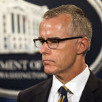 Andrew McCabe Says the FBI Discussed a Plan to Remove Trump From Office