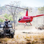 The 'Elephant Charge' is the Ultimate African Off-Road Experience