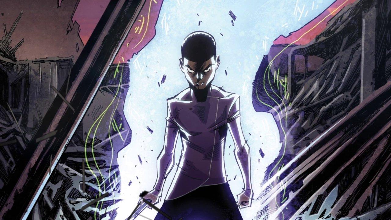 Excellence Comic Book Trailer | e-Radio.USa
