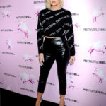 Khloe Kardashian, Ashley Graham & More Stars Showing Off Curves In Skintight Leather Pants