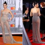 Madison Beer Wears Daring, Sheer Dress At The BRIT Awards — See Pics