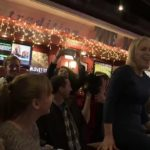 Presidential hopeful Kirsten Gillibrand's campaign visit interrupted by girl 'on a mission' to get ranch dressing