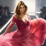 Laverne Cox Epically Closes 11 Honoré's Fashion Show With Twirls, Hair Flips and a Grand Bow