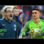 Should Sarri drop Kepa for Chelsea vs. Tottenham? | Premier League