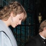 Taylor Swift & Joe Alwyn Can't Keep Their Hands Off Each Other At Oscars After-Party