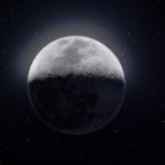 This gorgeous Moon shot took 50,000 individual photos to create