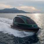 This Ultra-Compact Jet Boat Packs a Ton of Luxury Into a Speedy Little Package
