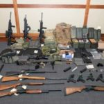 U.S. Coast Guard officer who planned mass attack arrested -prosecutors