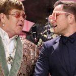 """Watch Taron Egerton and Elton John Sing """"Tiny Dancer"""" at Oscars Event"""