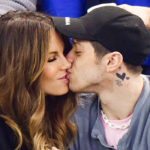 11 Celebrity Couples Packing On PDA At Sporting Events: Kate & Pete, & More