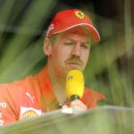 Motor racing: Vettel not promising Ferrari resurgence in Bahrain