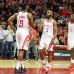 NBA roundup: Harden's 50-point triple-double lifts Rockets over Kings