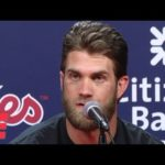 Phillies' fans made Opening Day amazing – Bryce Harper | MLB Sound
