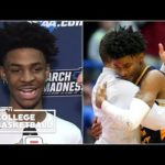 Ja Morant looking to get back to work after Murray State's loss to FSU | College Basketball Sound