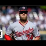 Bryce Harper makes the Phillies feel like the World Series favorites – Pedro Gomez | Get Up!
