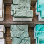 eco-friendly bar soaps that don't leave your skin feeling rubbery