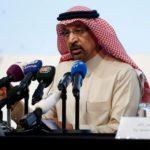 Exclusive: Saudi's Falih – U.S., China driving oil demand; no April OPEC policy change