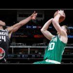 Gordon Hayward nails dagger in the final seconds to lift Celtics vs. Kings | NBA Highlights