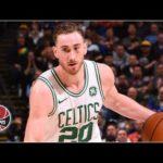 Gordon Hayward scores 30, Celtics blow out Warriors on the road | NBA Highlights