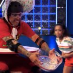 Here's Your First Sneak Peek Of Pete Wentz Competing On Nickelodeon's Double Dare