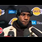 LeBron James details the Lakers' 4th-quarter woes, offseason plans after loss to Knicks | NBA Sound