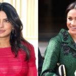 Priyanka Chopra Finally Comments on Those Meghan Markle Bad Blood Rumors